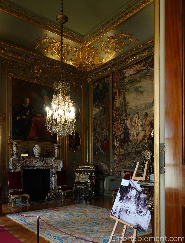 entertablement abroad blenheim palace entertablement