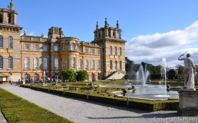 Entertablement Abroad – Blenheim Palace