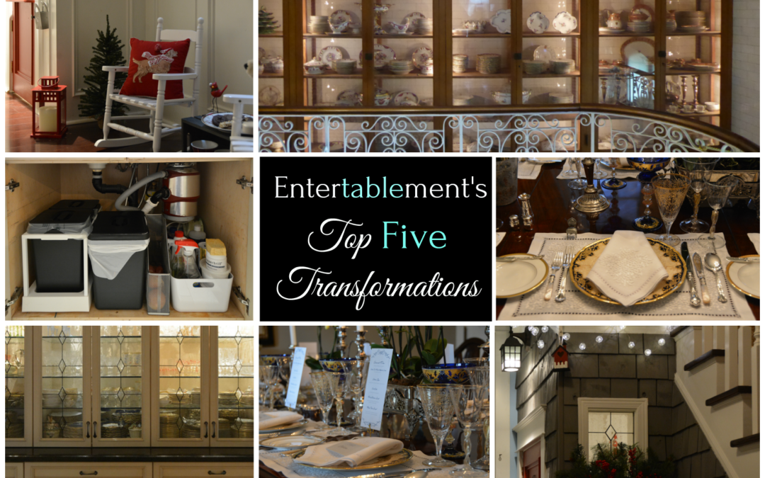 Entertablement's Top 5 Transformations