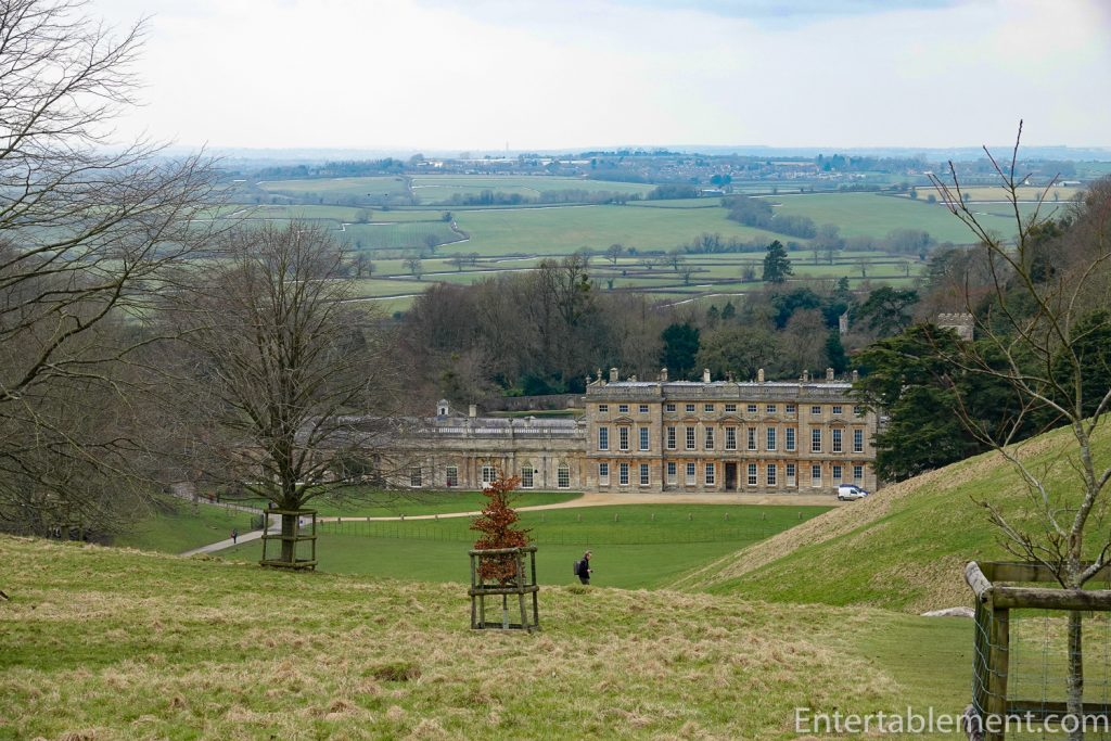 East front of Dyrham Park