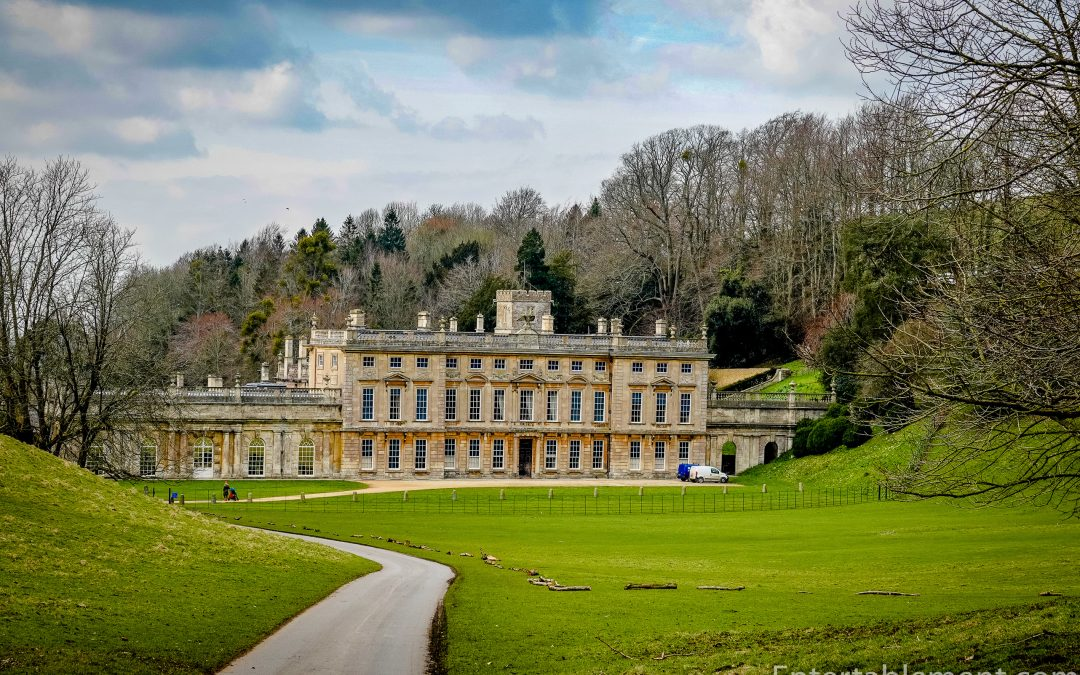 Entertablement Abroad: Dyrham Park