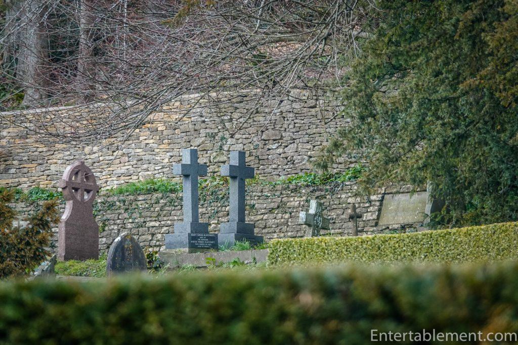 Durham Park cemetery