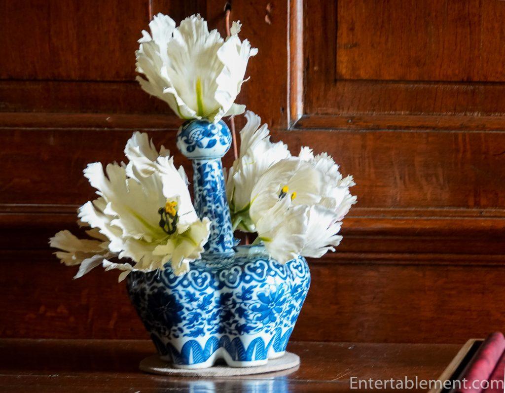 Dutch Tulip Vase at Dyrham Park
