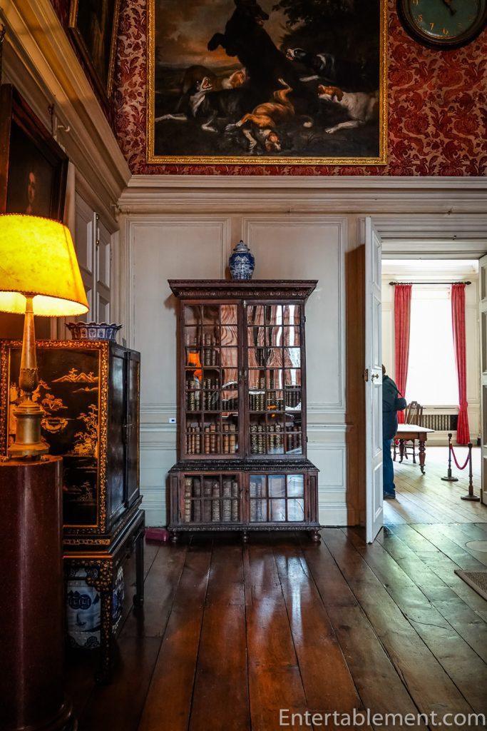 Bookcase at Dyrham Park