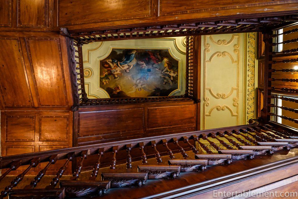 Staircase at Dyrham Park