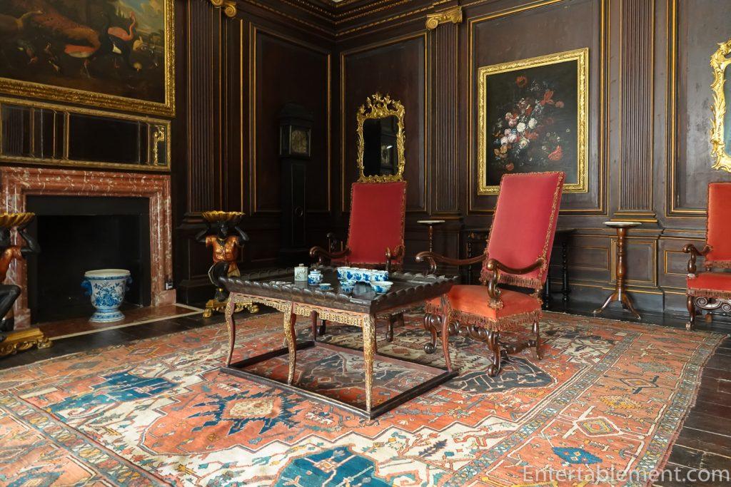 Sitting Room in Dyrham Park