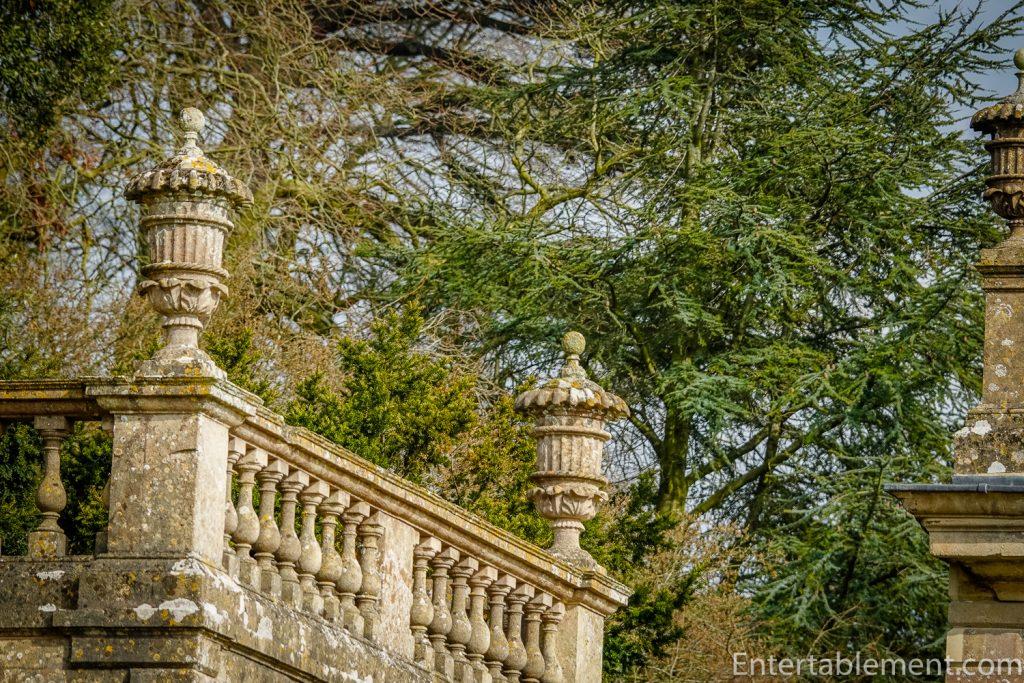 Churchyard at Dyrham Park