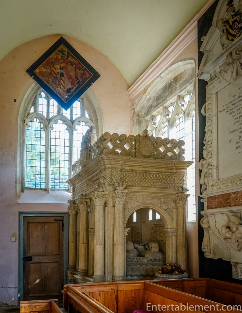 St Peter's Church Dyrham Park