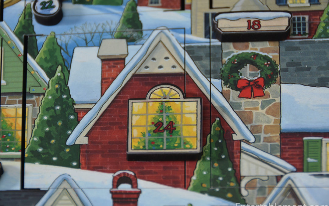 Filling the Advent Calendars