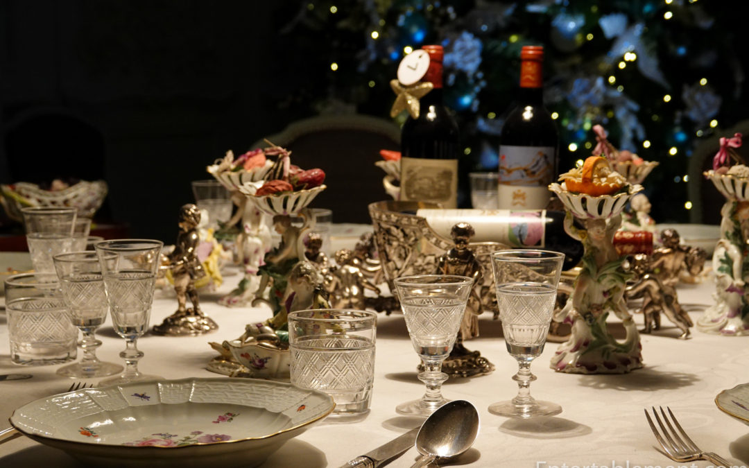 Entertablement Abroad – Inside Waddesdon at Christmas