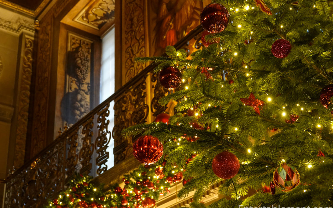 Entertablement Abroad – Chatsworth at Christmas