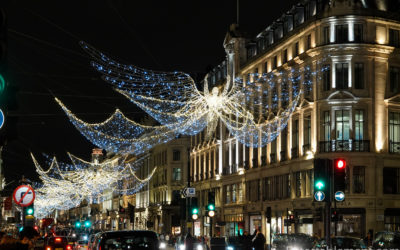 Entertablement Abroad – London at Christmas