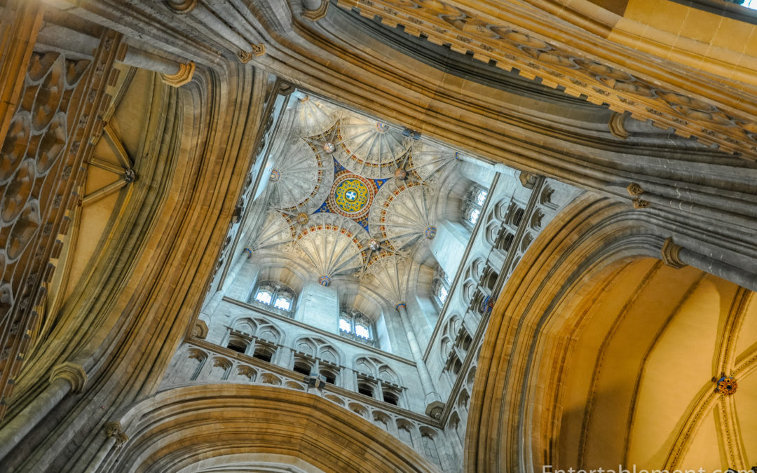 Entertablement Abroad – Canterbury Cathedral