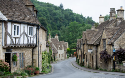 Entertablement Abroad – Castle Combe