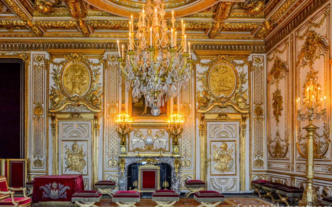 Entertablement Abroad – The Palace of Fontainebleau
