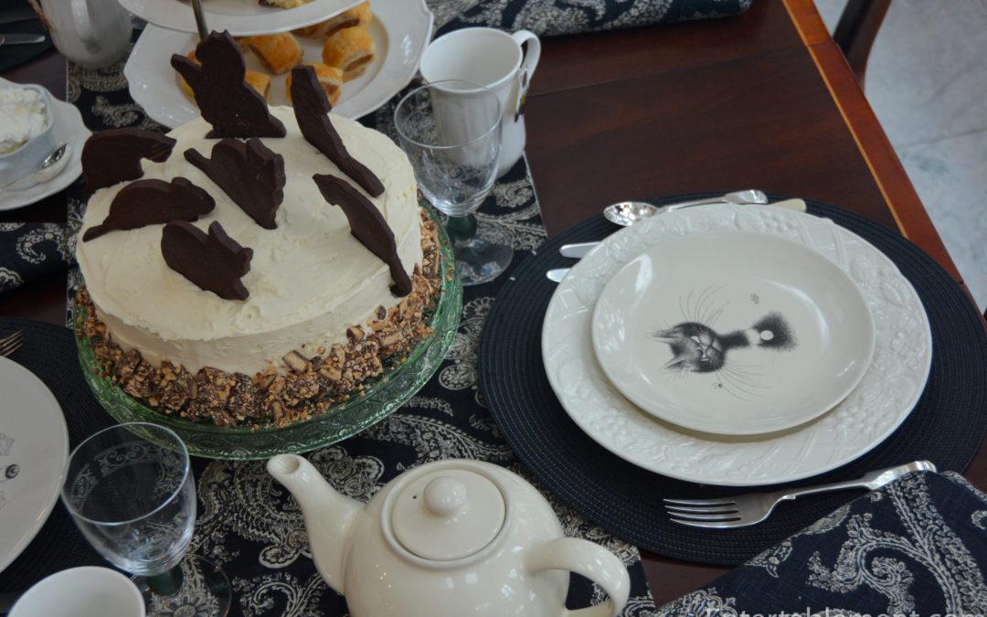A Purrrrrfect Pretty Kitty Tea Party