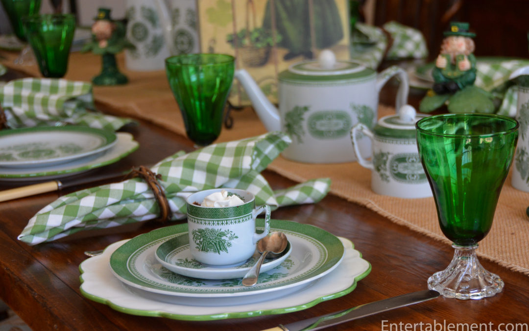 St. Patrick's Day with Fitzhugh Green