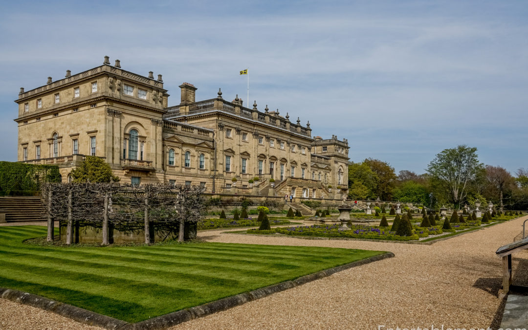 Entertablement Abroad – Harewood House