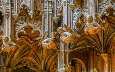 Entertablement Abroad – Ripon Cathedral