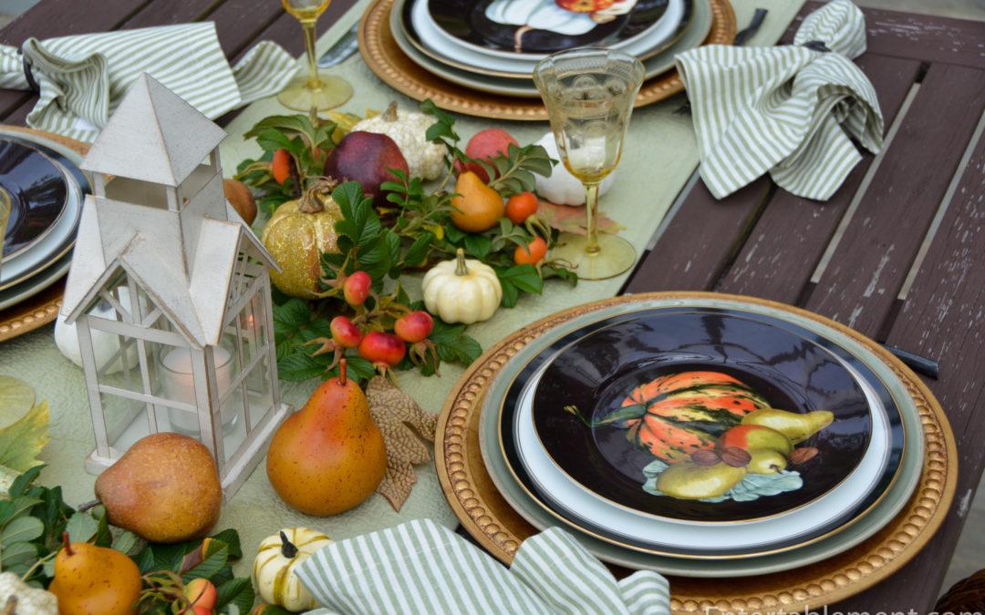 Harvest Pumpkin by Williams Sonoma