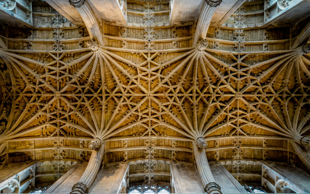 Entertablement Abroad – Christ Church Cathedral, Oxford