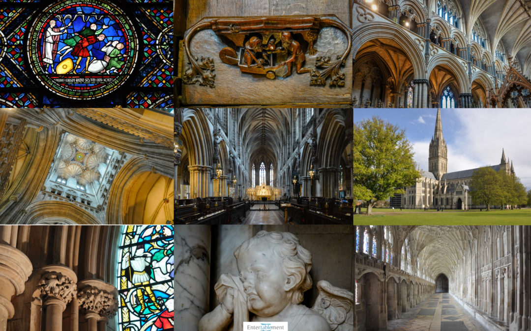 Entertablement Abroad: What's With the English Cathedrals?