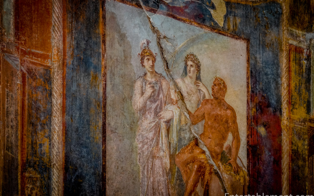 Entertablement Abroad: Herculaneum