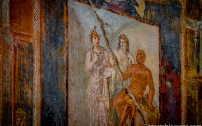 Entertablement Abroad: Herculaneum