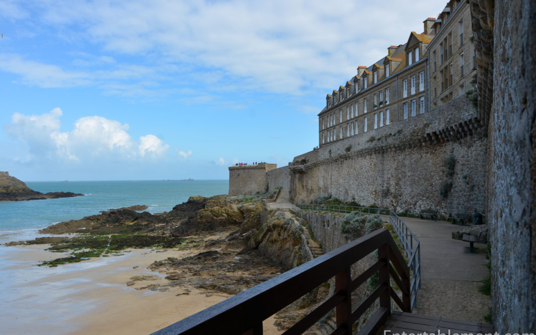 Entertablement Abroad – St. Malo, Brittany