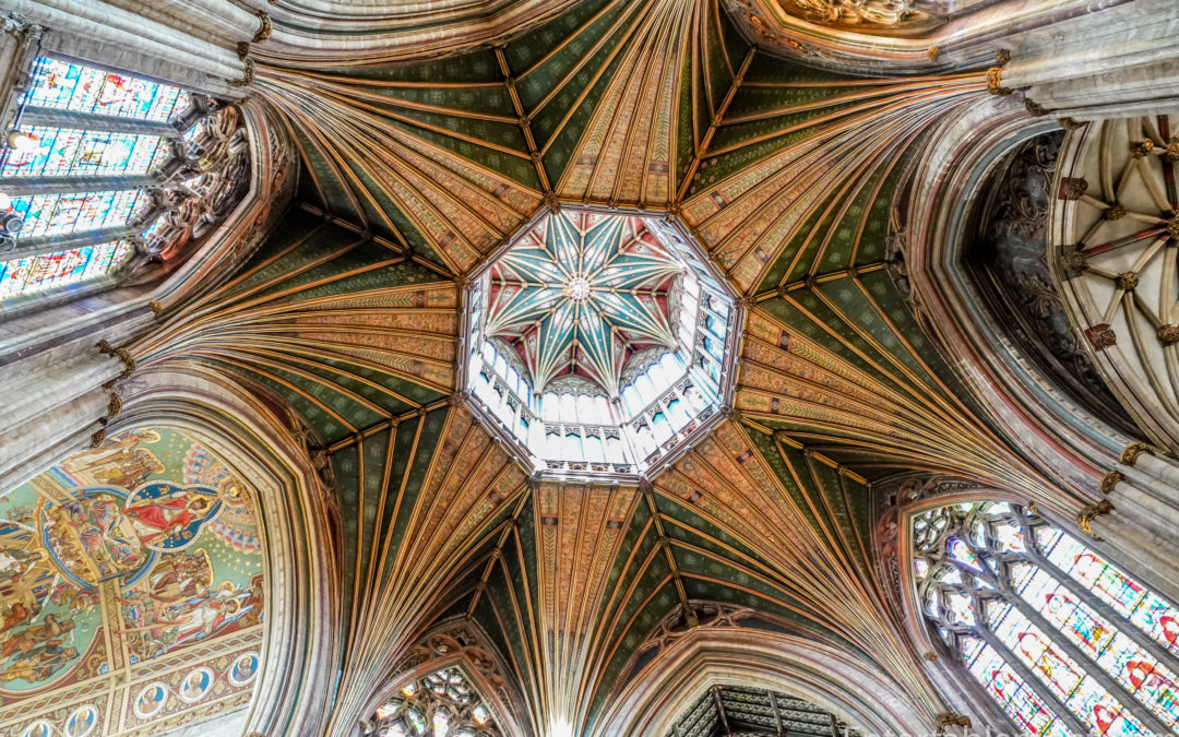 Entertablement Abroad – Ely Cathedral