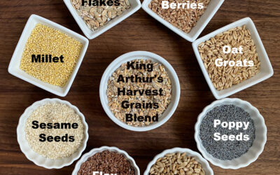 Very Versatile Harvest Grains Blend