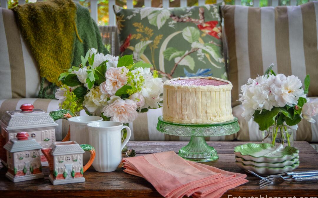 A Fitz & Floyd Chateau Tea