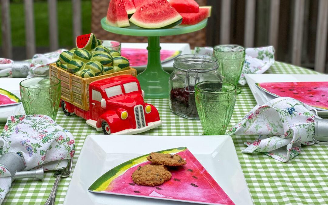 A Watermelon Feast